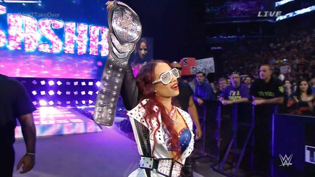 Sasha Banks - NXT Takeover