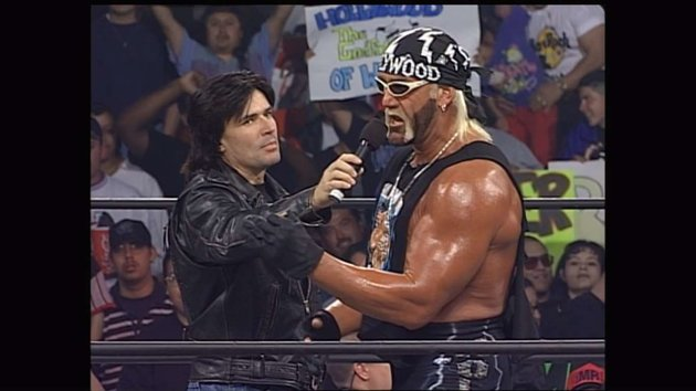 Eric Bischoff and Hollywood Hogan - Nitro