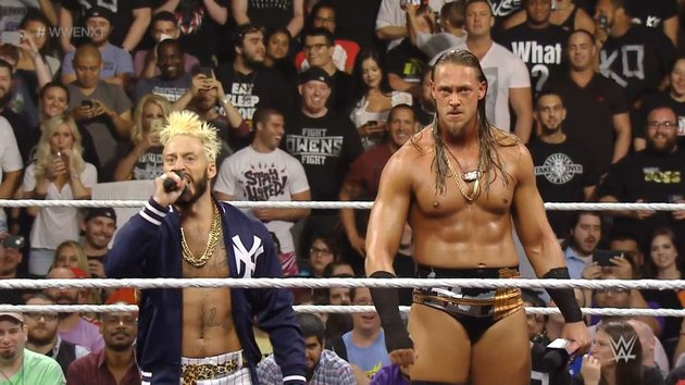 Big Cass and Enzo Amore - NXT