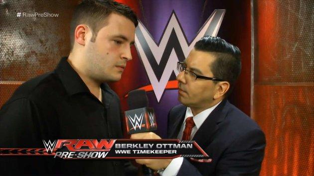Berkley Ottman - RAW PreShow