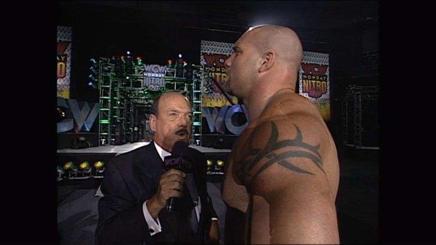 Mean Gene and Goldberg - Nitro