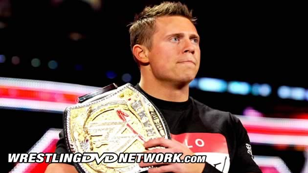 The Miz - WWE DVD