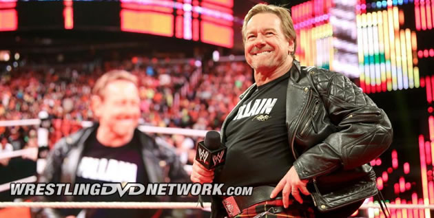 WWE Unreleased Roddy Piper DVD