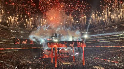 WWE WrestleMania 35 DVD & Blu-ray - Available Now!